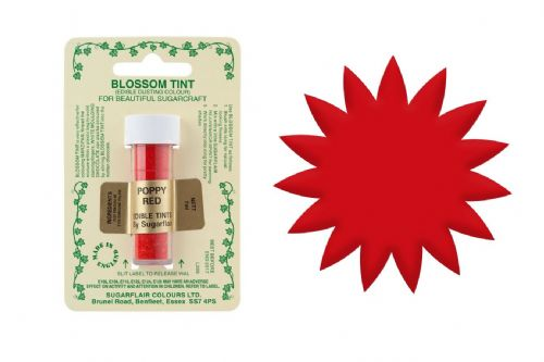 Blossom Tint Dust Colour - Poppy Red